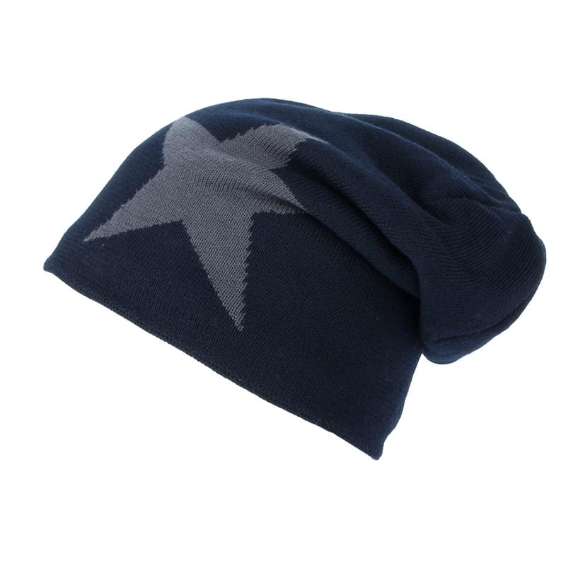 15985e10f06 Men Winter Hat Beanie Gorro Gorros De Lana Gorras Warm Bonnet Chapeu ...