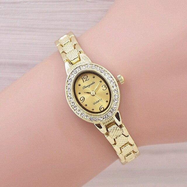 Reloj pulsera mujer metal – Anillos hombre c94cece680e3