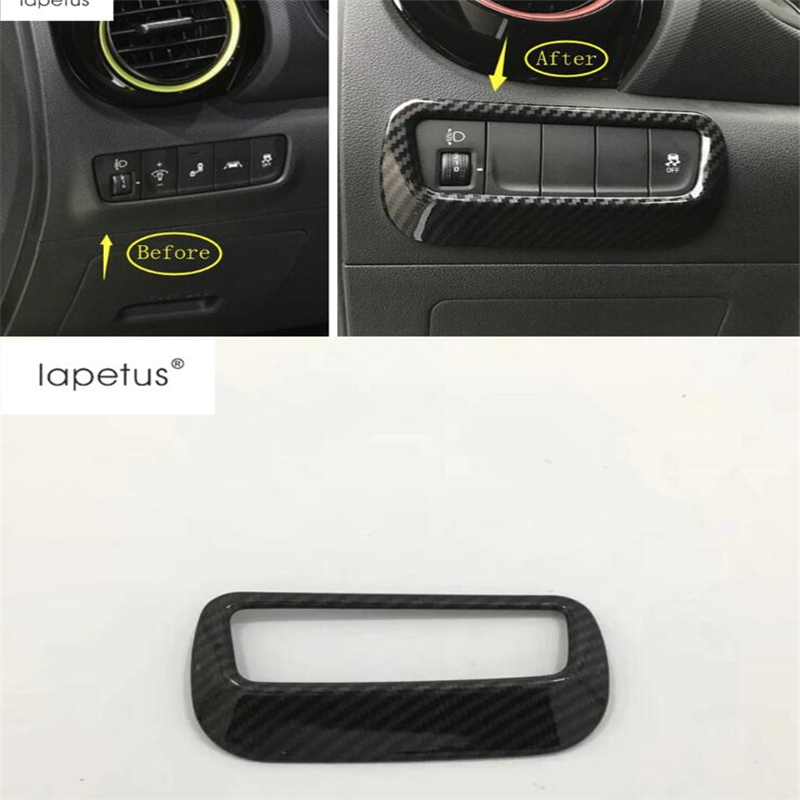 Aliexpress Com Buy Lapetus Accessories Fit For Hyundai: Lapetus Accessories Fit For Hyundai Kona 2018 2019 Front