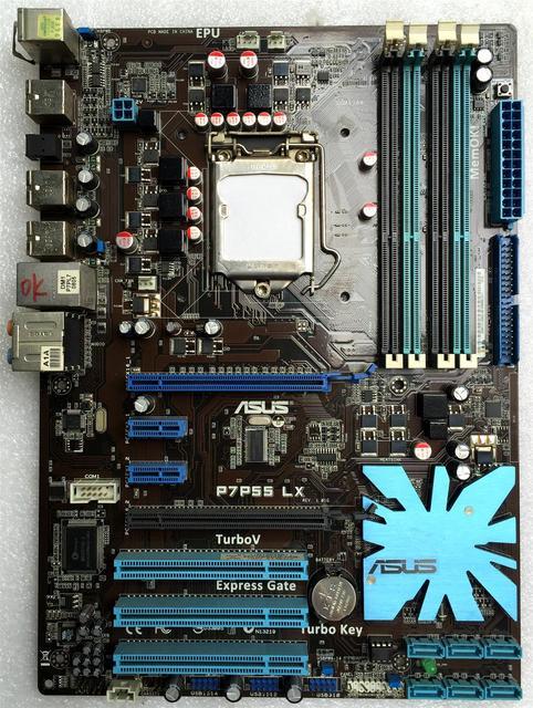 Asus P7P55 LX Turbo Key 64 BIT
