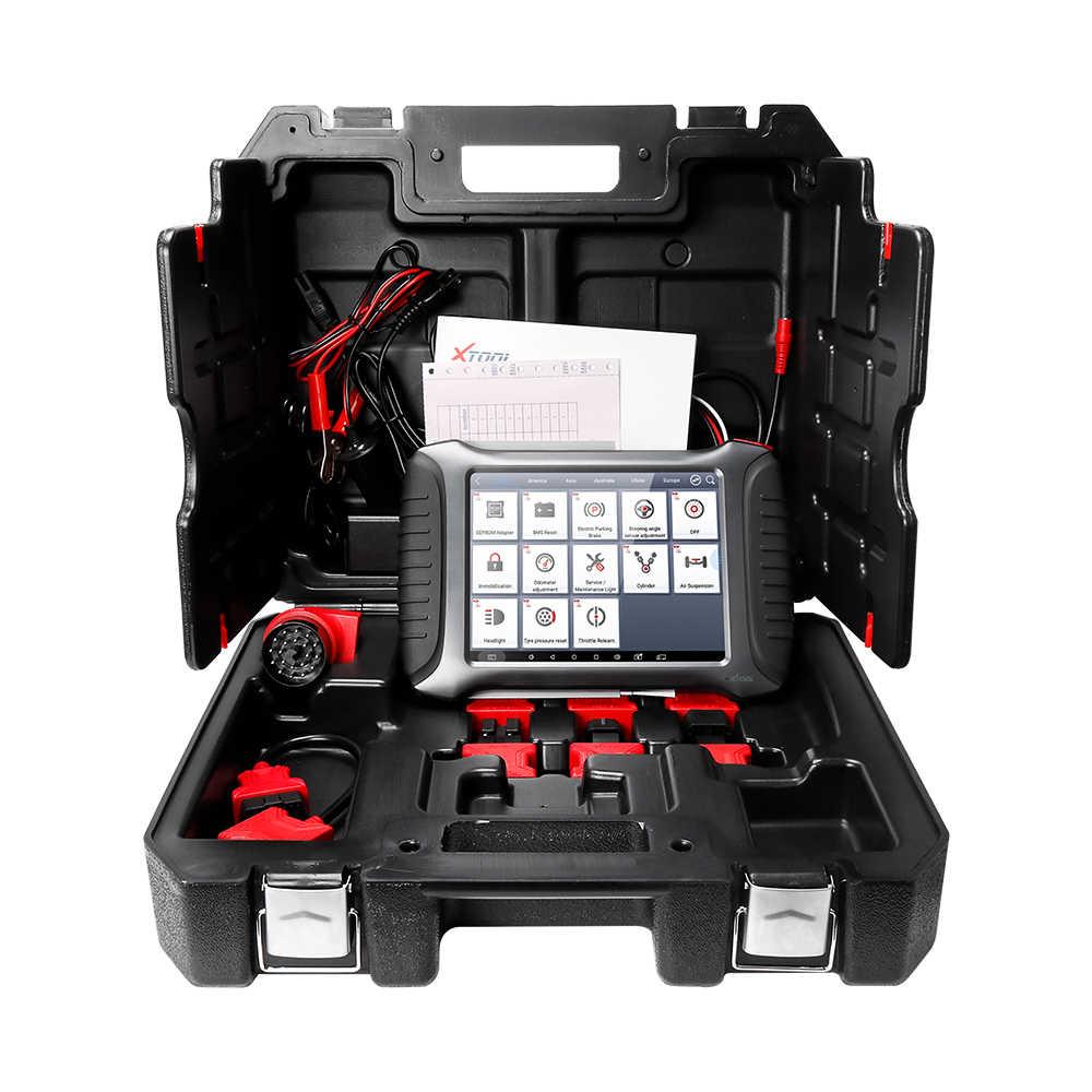 XTOOL A80 с Bluetooth/WiFi полная система автомобильный диагностический инструмент автомобильный инструмент OBDII инструмент для ремонта автомобиля Программирование автомобиля/регулировка одометра