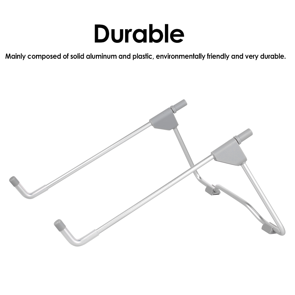 Portable Laptop Standed Tablet Stand Foldable Tablet Laptop Holder Notebook Support Adjustable Desktop Bracket for ipad MacBook
