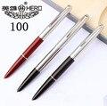 Authentische Garantie Qualität waren Chinese GESCHENK HERO klassische 100 14 Karat Goldene Füllfederhalter