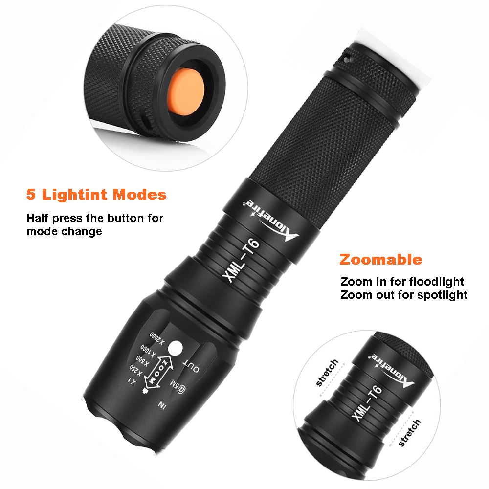 L2 E26 led flashlight  (9)