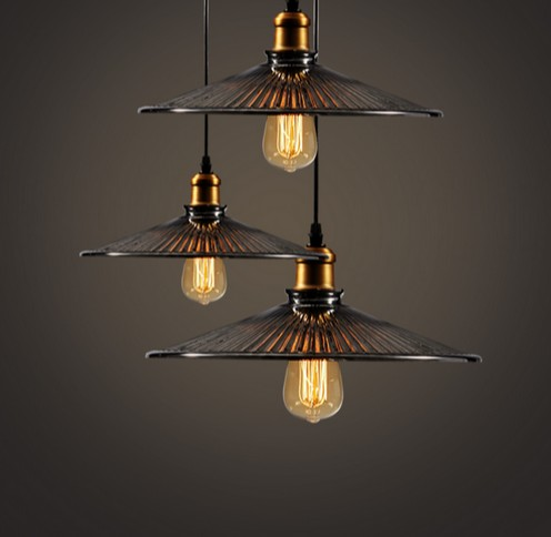 Loft Style Glass Edison Pendant Light Fixtures Vintage Industrial Lighting For Dining Room Bar Hanging Lamp Lustres De Sala 2016 decorative dove design transparent glass pendant light vintage edison light north european style village glass