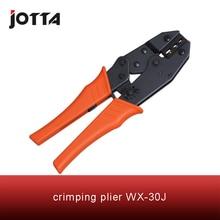 WX-30J crimping tool plier 2 multi tools hands Mini-Type Self-Adjustable Crimping Plier