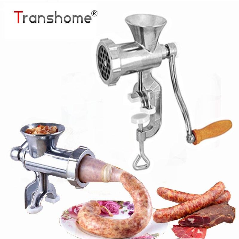 Transhome 1 Pcs Ménage Multifonction Hachoir À Viande Lame En Acier Inoxydable Hachoir Saucisse Machine de Cuisson Outil de Cuisine Outils