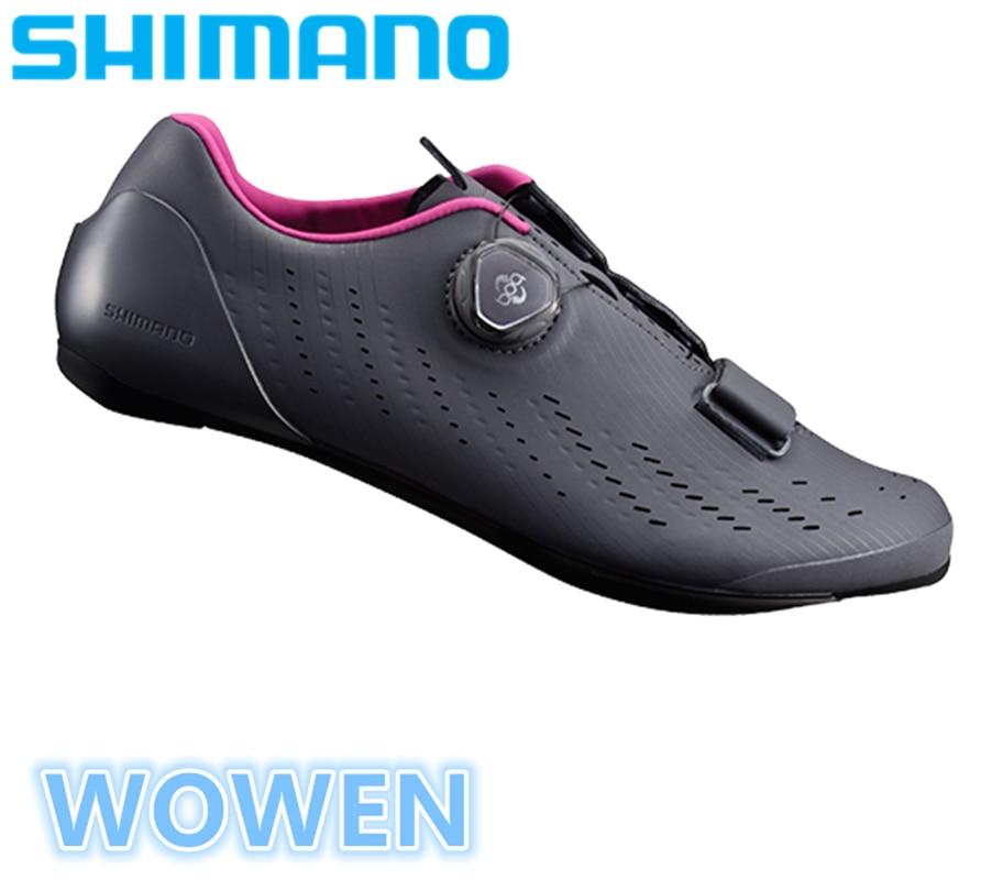 SHIMANO RP7 SH RP700 Women Road Bike Clcying Shoes SPD SL аксессуар shimano sh rc700