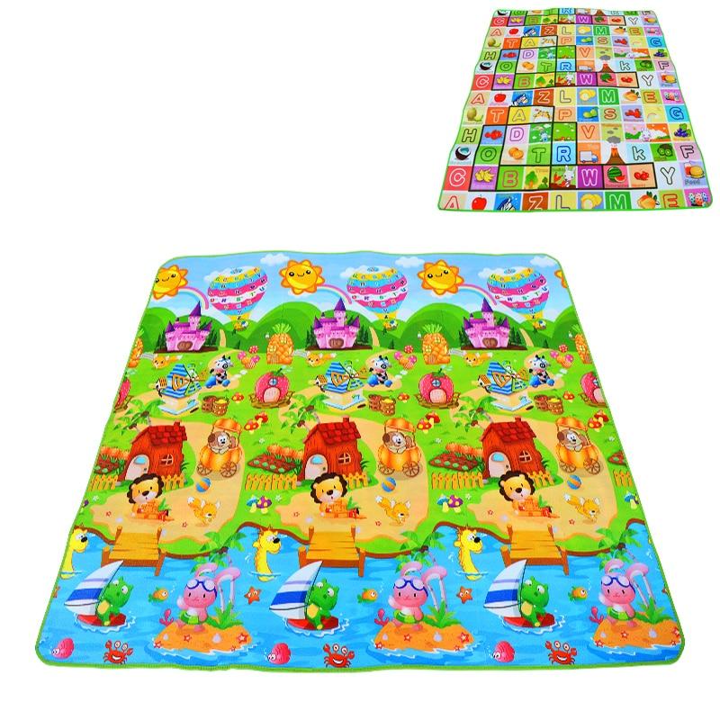 HTB1G1kaafvsK1RjSspdq6AZepXaV 1cm 0.5cm Thick Baby Crawling Play Mat Educational Alphabet Game Rug For Children Puzzle Activity Gym Carpet Eva Foam Kid Toy
