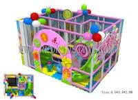 Exportado para a França Criança Playground Indoor CE Aprovado Crianças Brincam Centro 150730-c