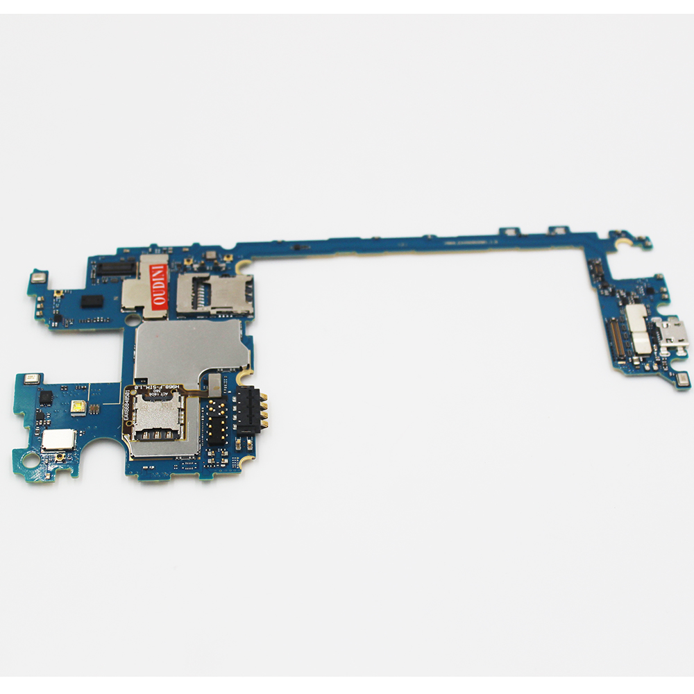 Image 3 - oudini UNLOCKED Good working 64gb for LG V10 H961N Motherboard  Original-in Mobile Phone Circuits from Cellphones & Telecommunications