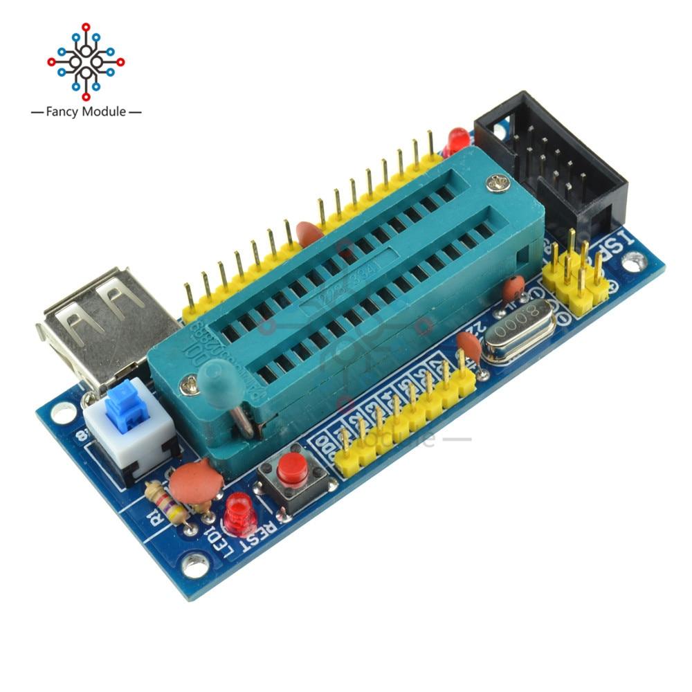 ATmega8 ATmega48 ATMEGA88 Development Board AVR (NO Chip) New