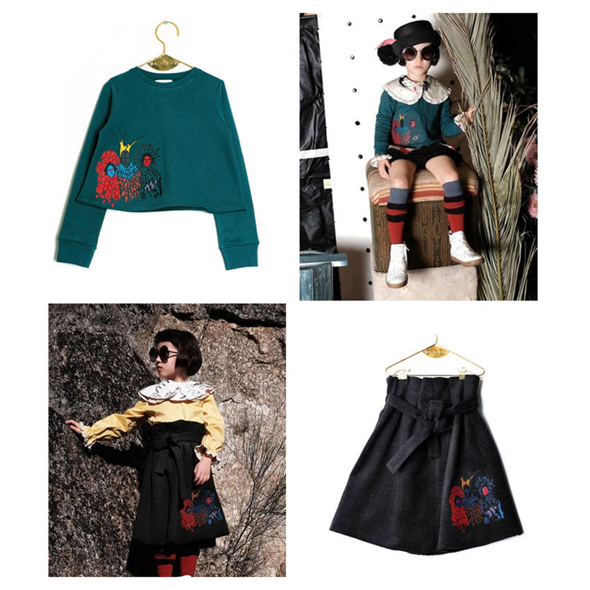 zmhyaoke pre sale maillot equipe de france 2018 winter baby girls boys clothes embroidery wf