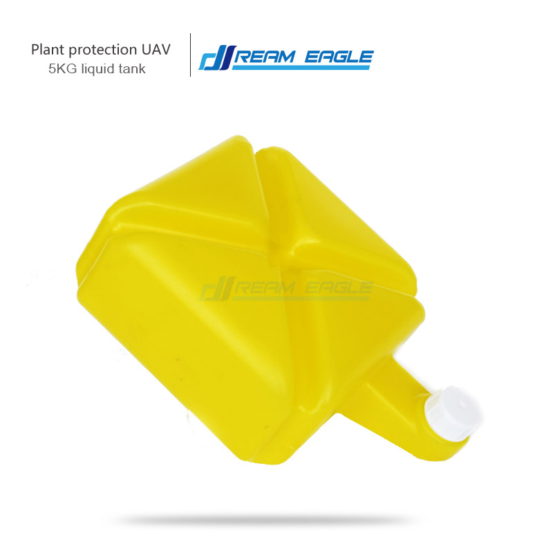 5L 10L 15L Agriculture spraying tank pesticide spraying pot DIY spray tank for agriculture UAV drone 4 pcs agriculture drone water tank aluminum alloy fixed parts