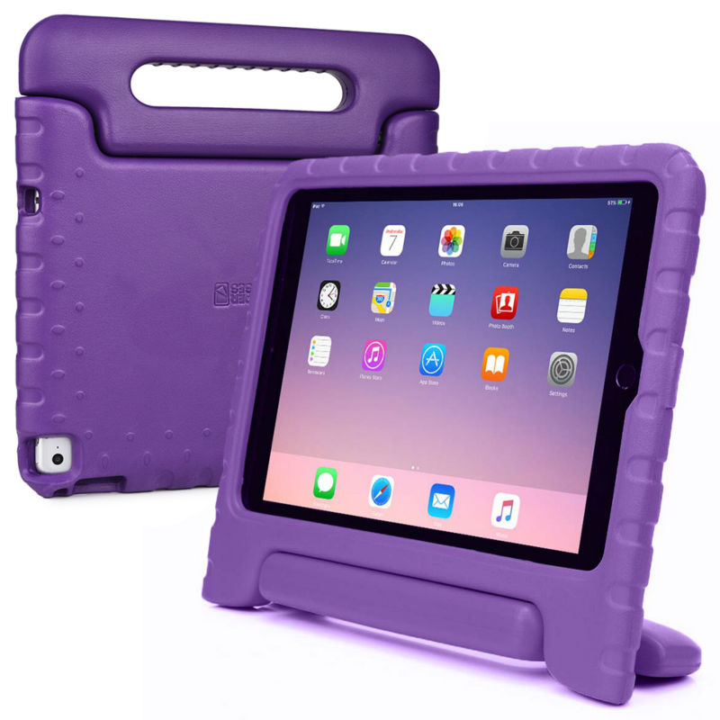 Kids Case For Le Ipad Air 2 Cooper Dynamo Rugged Heavy Duty Children S Boys Cover Large Handle In Tablets E Books From Computer