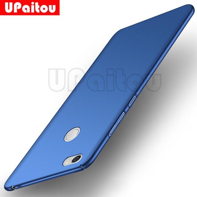 UPaitou Case for Xiaomi Mi Max 2 Case Ultra Thin Original Hard PC Phone Cases Cover for Xiaomi Mi Max Back Cover Case