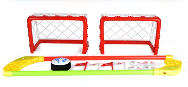 Hockey sur glace écologique et Hockey sur gazon jouets sportifs pour enfants jouets interactifs Parent-enfant cadeau de noël - 2