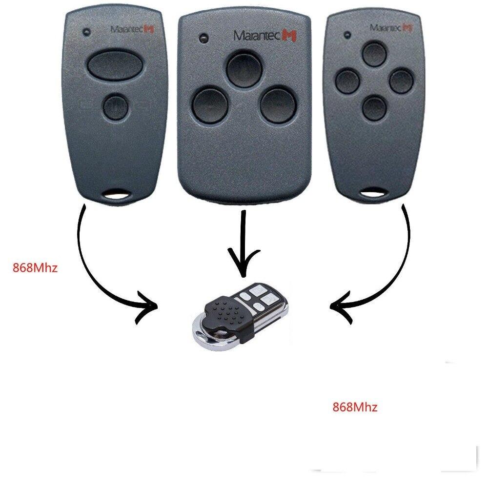 Marantec 868MHz (Dark color back) Remote Control Keyfob Duplicator Marantec D302 D304 D313 D321 D323 Marantec Command 131Marantec 868MHz (Dark color back) Remote Control Keyfob Duplicator Marantec D302 D304 D313 D321 D323 Marantec Command 131
