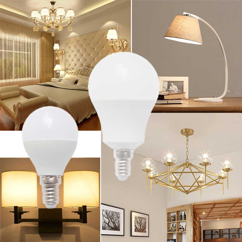 E27 lampa Led E14 żarówka Led Lampada doprowadziły 110V 220V 18w 15w 12w 9w -3w Bombillas diody led ciepła/zimny biały do żyrandole domu lampa stołowa