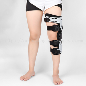 Image 3 - 관절염 인대를위한 oa 무릎 받침대 medial hinged knee support 골관절염 무릎 관절 통증 스포츠 unloading left right