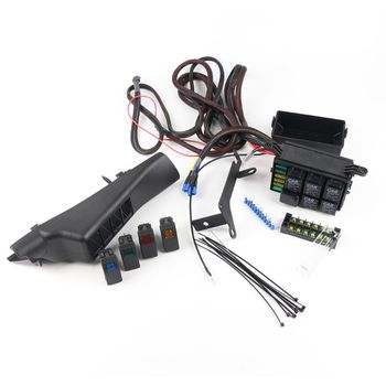Jeep Fuse Relay Box | Wiring Diagram Jeep Fuse Relay Box on