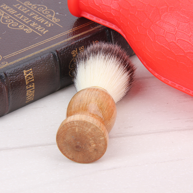 Badger Shaving Brush With Wooden Handle