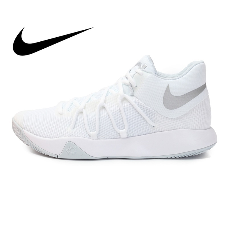 a5ef73ca1b4f6 Original NIKE TREY 5 V EP Men's Basketball Shoes Lace-up Breathable  Comfortable Sports Official