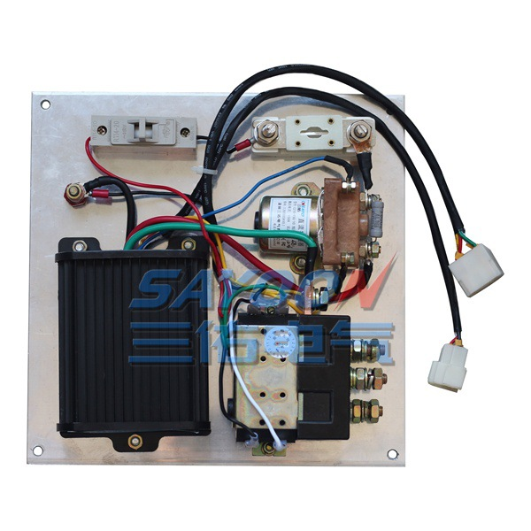 1000w Dc 60v Brush Motor Control Systems Control Assembly Control Module  Controller With