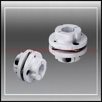 MPC34 OD34 L21 6 Flexible Disc Coupling Aluminium Coupling Shaft Coupling Rotex Coupling 6 35mmx6 35mm
