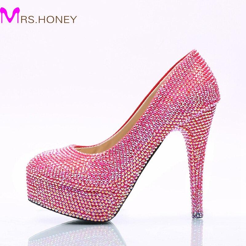 Pink Designer Shoes Promotion-Shop for Promotional Pink Designer ...