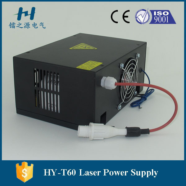 Factory Wholesales T60 Laser Power Supply 60w For Laser Cutter Hair Extensions & Wigs