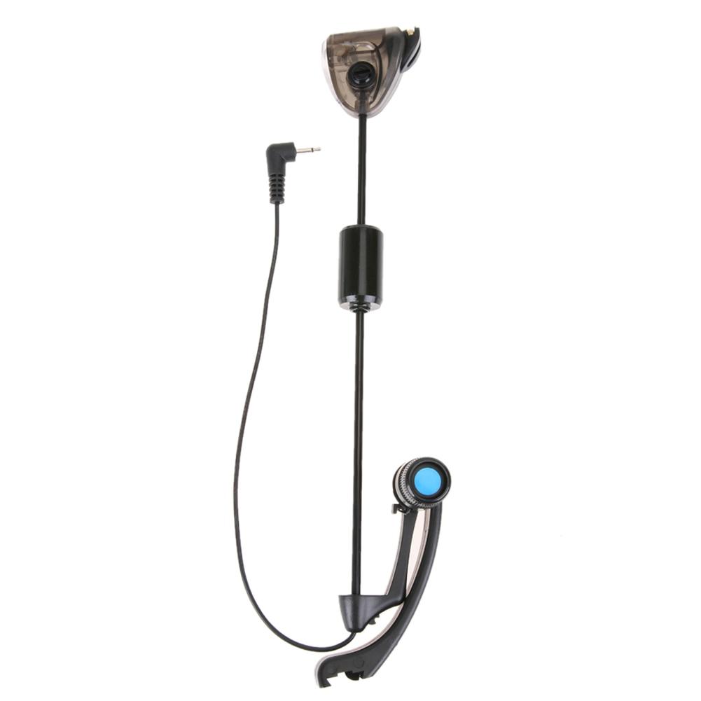 New LED Carp Fishing <font><b>Bite</b></font> Indicator Chain Fish Swinger illuminated Swingers Fish Bell Fishing <font><b>Alarm</b></font> Profession Alert