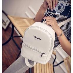Kobiety mini plecak college mochila mujer mochilas infantil menina plecak szkolny torby dla femme bolsos sac dos mały plecak 3