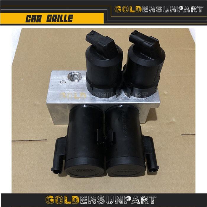 Ventil W215 Mercedes Block W220 CL55 S600 CL500 CL600 2203280031 LuCIFINIL R230 S500 Hydraulische Federung ABC 2203200358