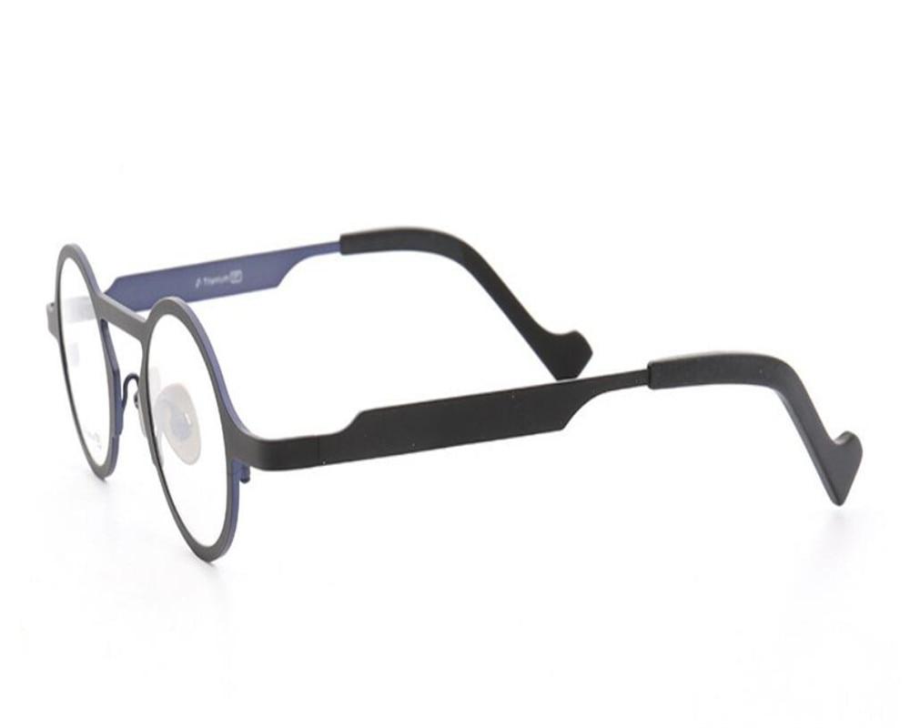 Weit Vollrand brennweite Von Gold Der Retro Brillen titanium In Lesebrille Progressive Unisex Sehen Optische Mode Multi Mongoten Nähe B 81txfTqwgB