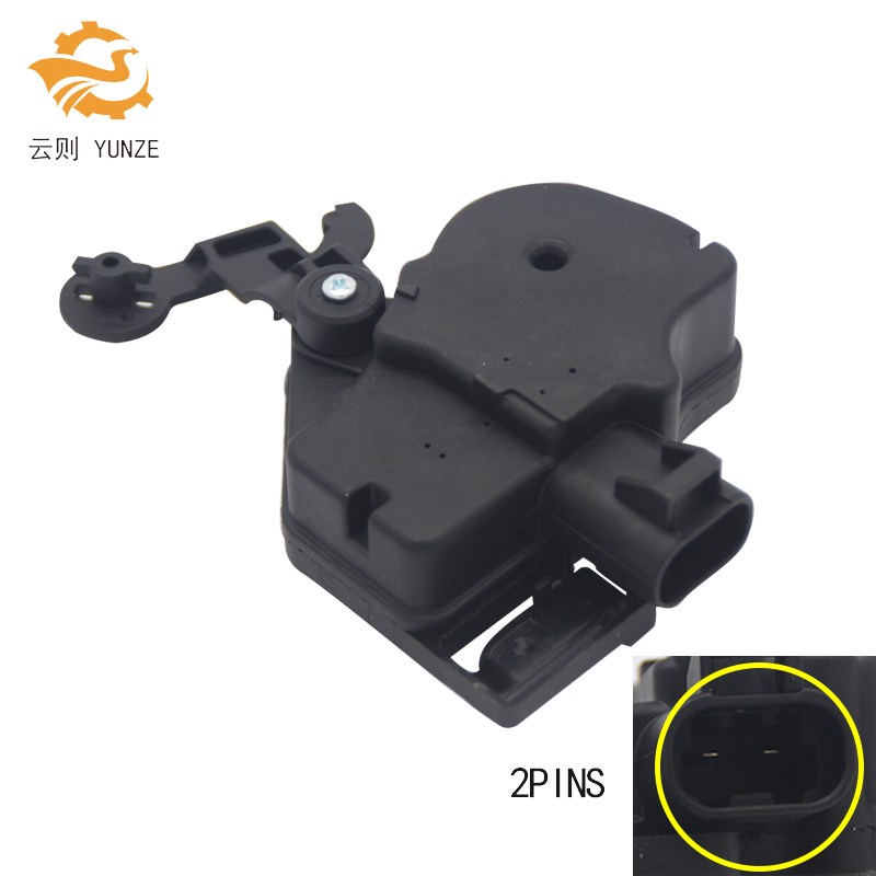 OE 15808595 15250765 REAR LIFTGATE LOCK MOTOR ACTUATOR FOR CHEVROLET SUBURBAN TAHOE CADILLAC GMC HUMMER H2 2PINS