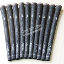 Гарачых ручкі Новага гольфа Высокай якасці гума Majesty Golf прасы ручкі чорных колеру 20 шт / шмат ручка кіроўцы гольфа Бясплатная дастаўка