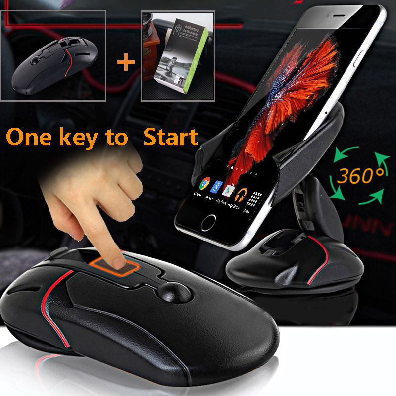 360 Universal In Auto Auto-dashboard Zelle Handy Gps Halterung Halter Ständer Cradle Halterung Für Iphone Android Handys Innen