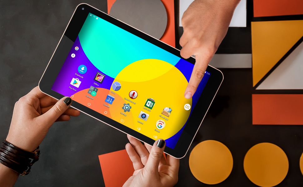 Popwinds 10.1 16GB  Tablets Android 5.1 Marshmallow Quad Core, IPS Display 1280x800, Android 6.0, Bluetooth, WiFi, Dual Camera планшеты prestigio pmt3131 10 1&amp quot 3g 16gb 10 1&amp quot 1280x800 1024mb wifi android 6 0 marshmallow