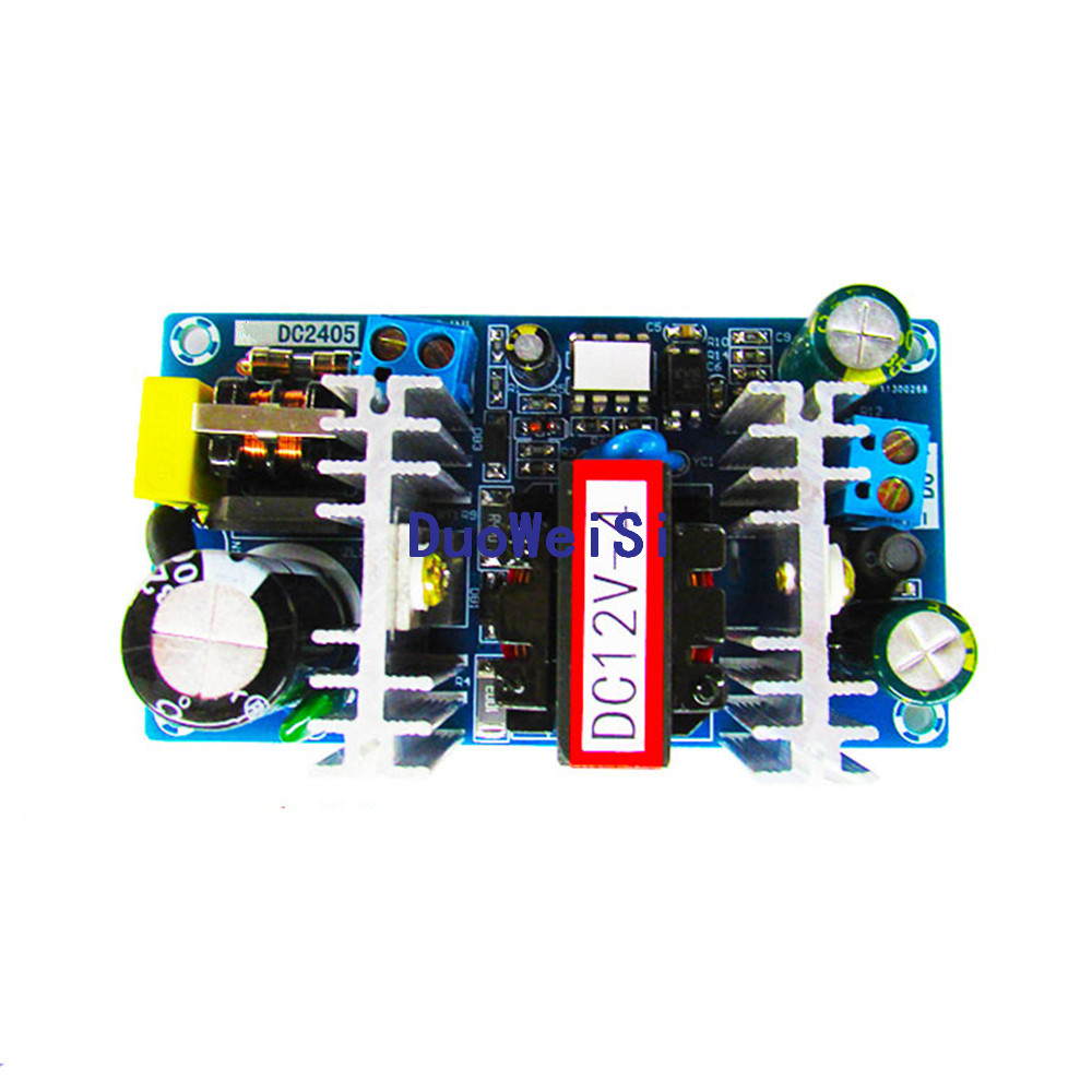 DuoWeiSi 12V 50W Switching Power Supply Board 12V4A Switching Power Supply Module Bare Board AC-DC 110/220 To 12V