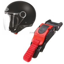 Motor Bike Helmet Chin Strap Speed Sewing Clip 9 Gear Quick Release Buckle New MAY3