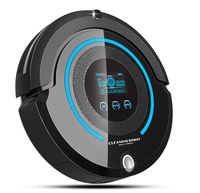 Used LIECTROUX A338 Multifunction Robot Vacuum Cleaner (Vacuum,Sweep,Mop,Sterilize)drySchedule,Virtual Blocker,Self Charge