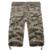 2017 novos Chegada dos homens Venda Quente Impressão Bezerro-Calças de comprimento Masculino Verão Respirável Moda Calças Cortadas MKD824