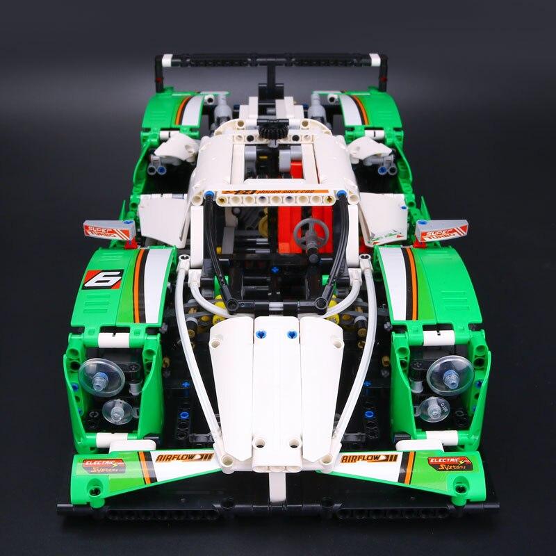 DHL 20003 The 42039 24 hours Race Car Building Assembled Blocks Bricks Enlighten Toys Technic Car