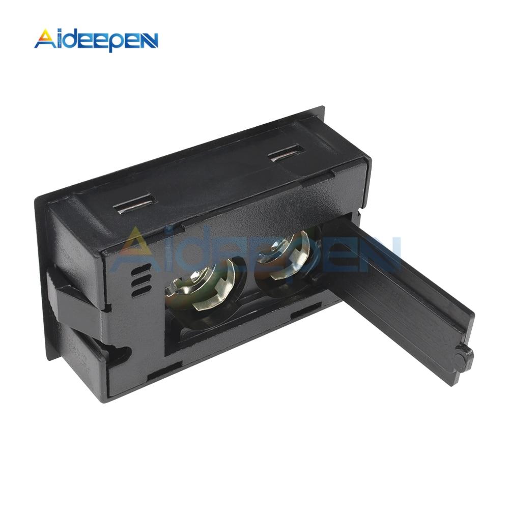 LCD Digital Thermometer Hygrometer for Freezer Refrigerator Fridge Temperature Sensor Humidity Meter Gauge Instruments Cable 20