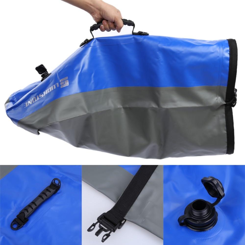 luckstone 60 lwaterproof flutuante saco seco mochila 04