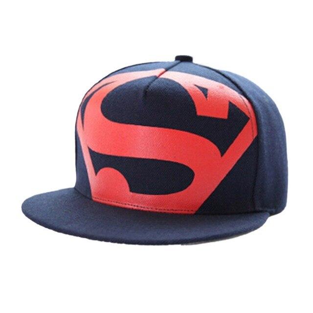 Уни секс кепки супермен