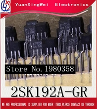 20 sztuk nowa oryginalna 2SK192A GR TO92 tranzystor K192A 2SK192A