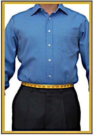 Trouser Waist Measurements