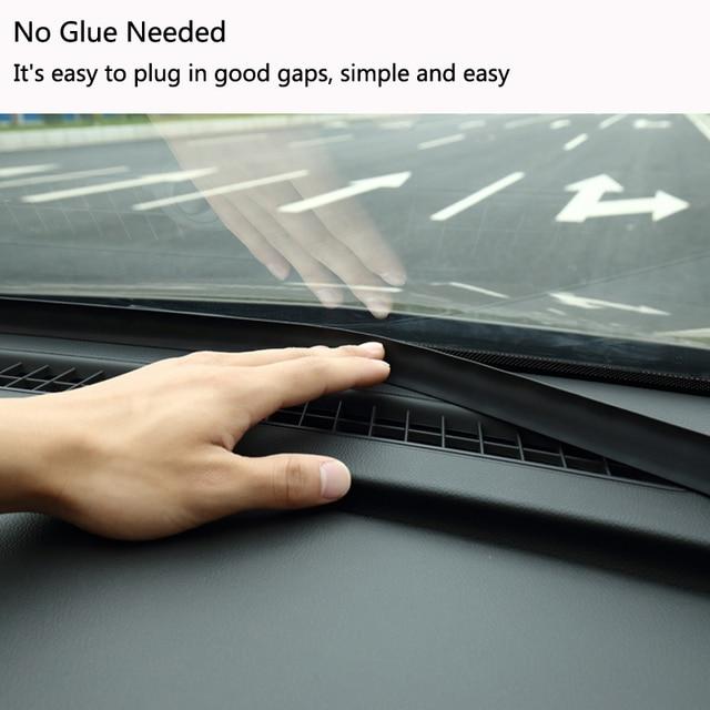автомобильные наклейки уплотнительные полосы для звукоизоляции фотография